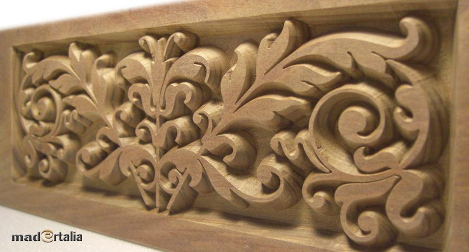 Muebles Y Carpinter A Madertalia For Molduras De Madera Para